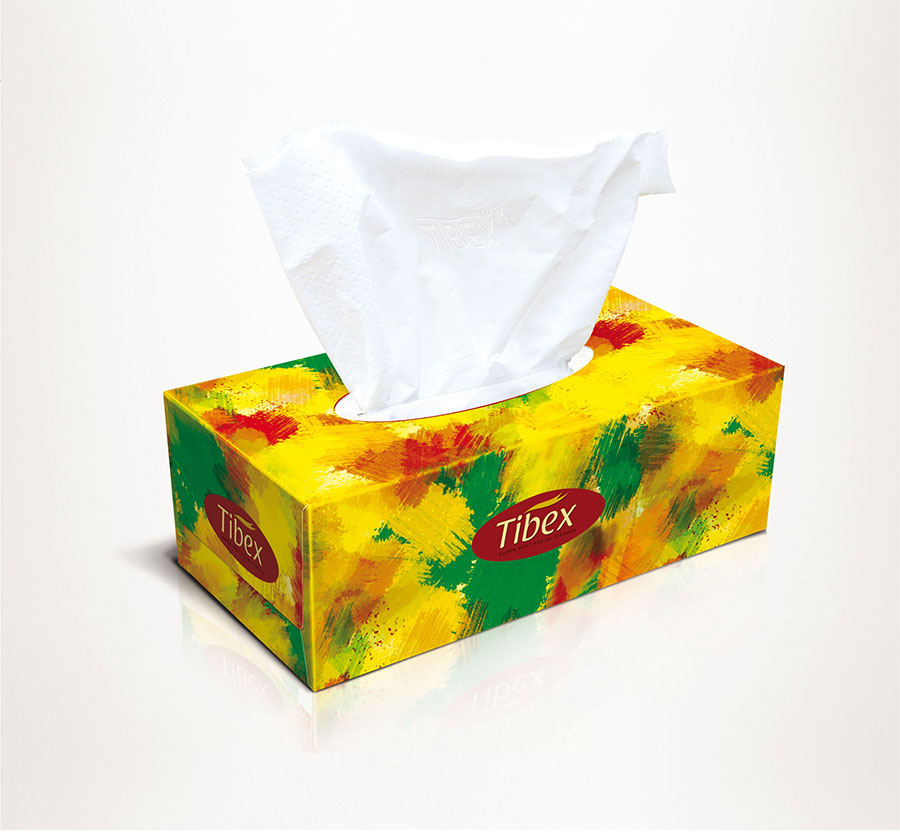 facial tissues F01