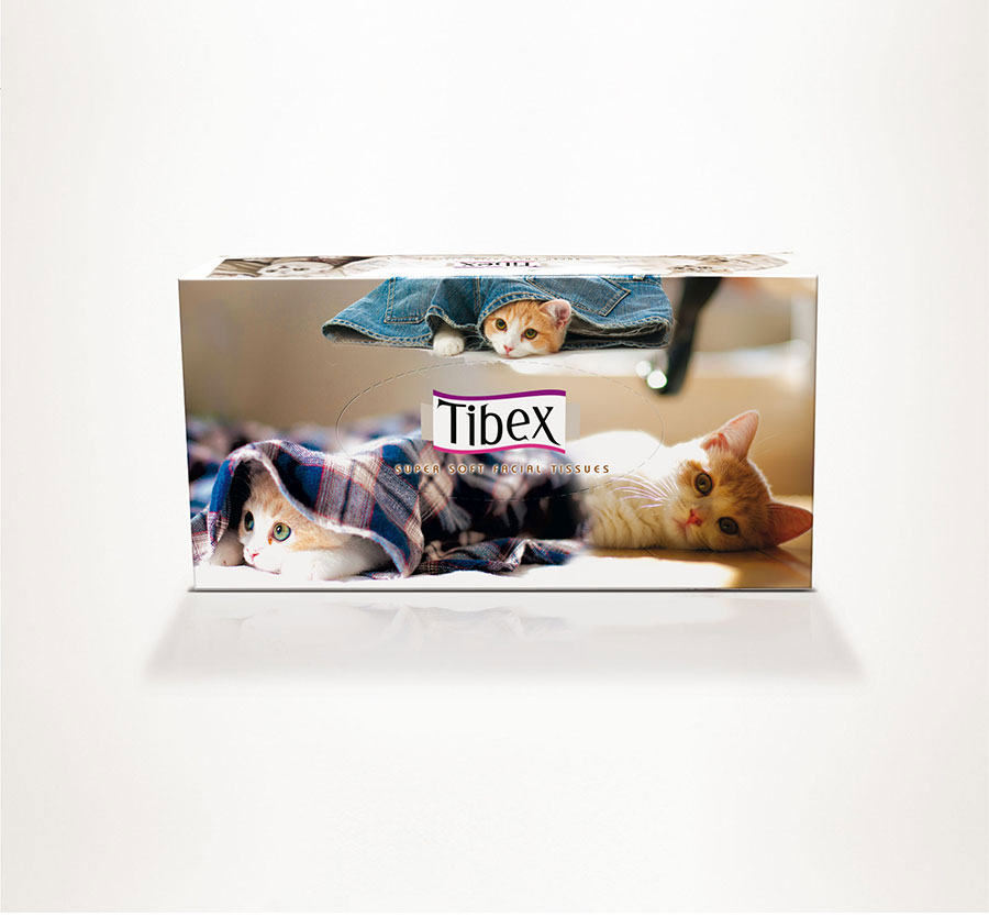 facial tissue box #lu03