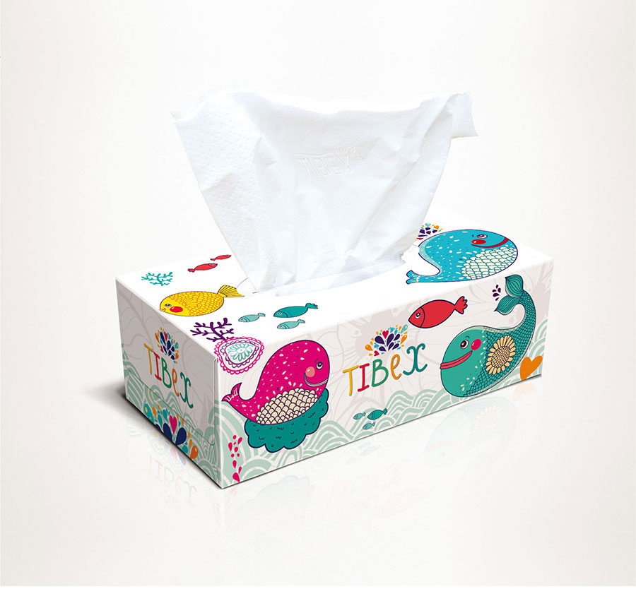 facial tissues FOr-03