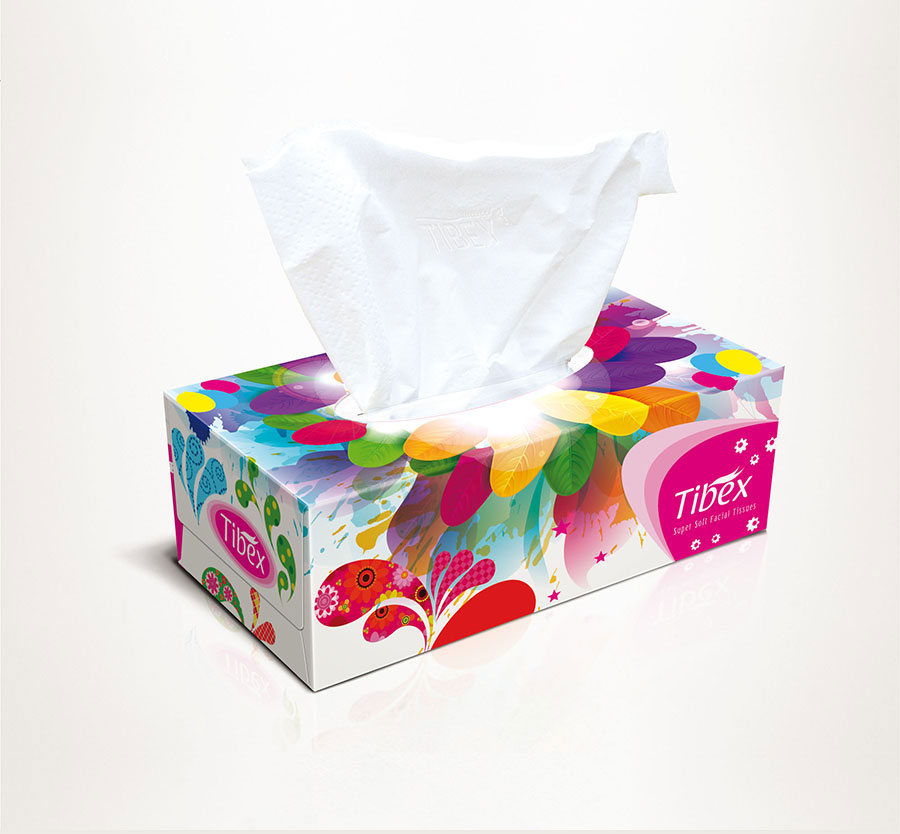 facial tissues FOr-09