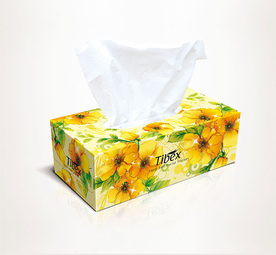 facial tissues FOr-12