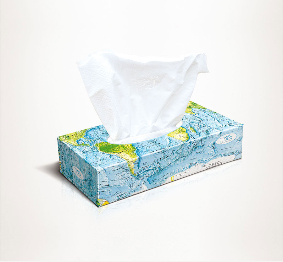 facial tissue box #or14