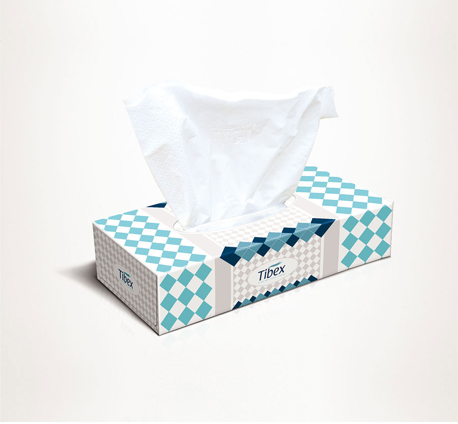 facial tissue box #un03